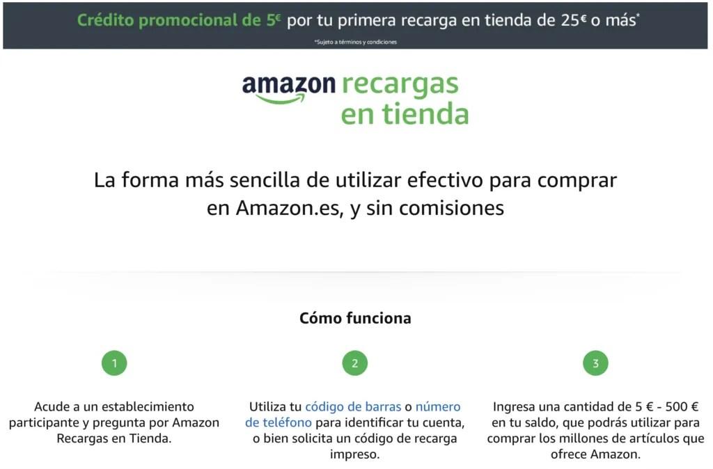 Tarjetas De Credito Con Saldo Amazon