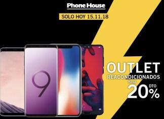 Phone house reacondionados
