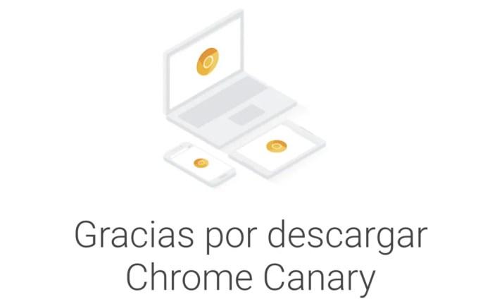 Chrome Canary