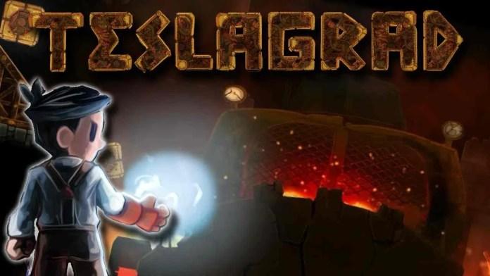 Teslagrad-app