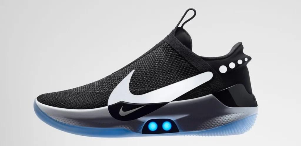 Nike revoluciona sus zapatillas que puedes ajustar desde tu