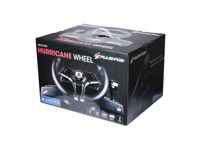 Volante Hurricane Wheel de Flashfire