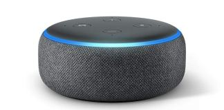 Echo Dot Amazon_con Alexa