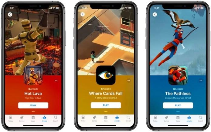 Apple Arcade agrega 5 nuevos juegos con los que aumentar la diversión