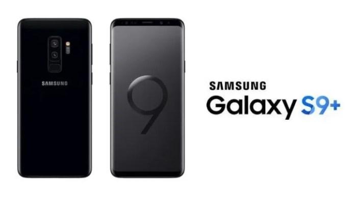 Samsung Galaxy S9+ reacondicionado por 409 euros