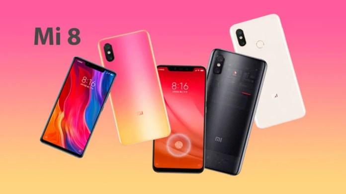 Xiaomi Mi 8 64 GB+6 GB RAM por 249 euros en Phone House