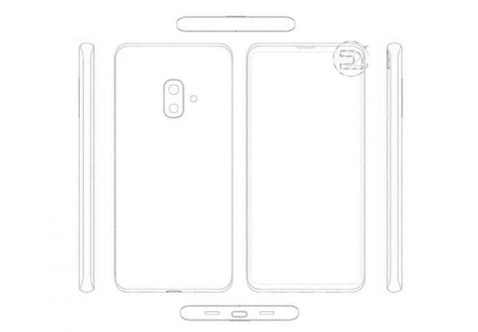El diseño del Galaxy S10 Lite es una mezcla del Galaxy S10+ y del Galaxy S9+