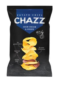 Chazz POTATO Sour cream & onion_m