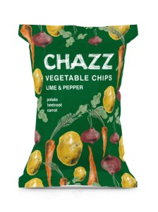 Chazz VEGETABLES Lime & pepper_m