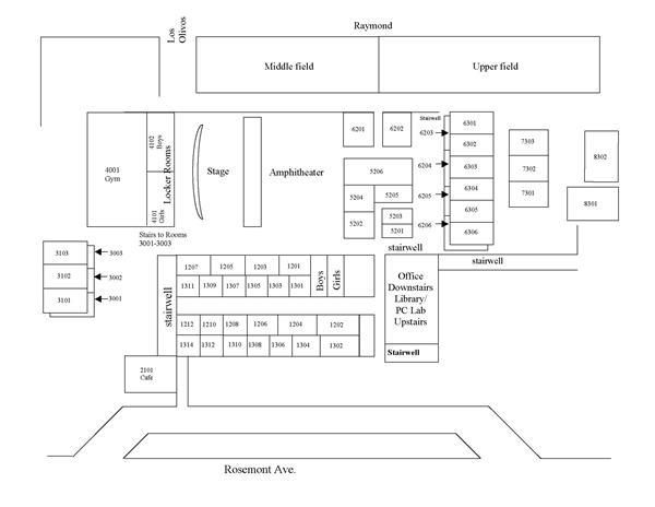Campus & Location / Campus Map