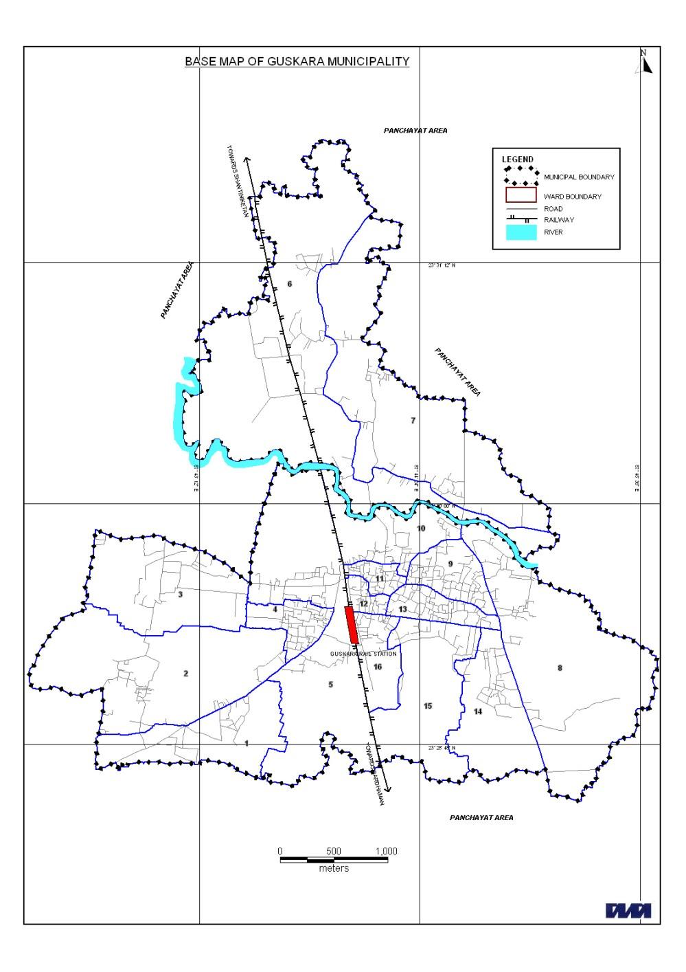 medium resolution of base map