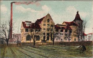 Ausschnitte aus einer Ansichtskarte von 1914