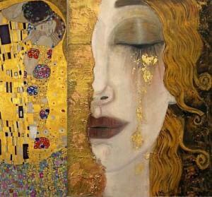 Gustav Klimt Style