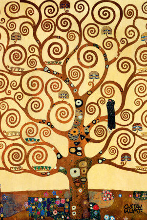 Image result for tree of life painting