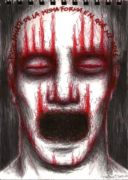Dibujo: Dictamen 3 | por Gustavo A. Díaz G.
