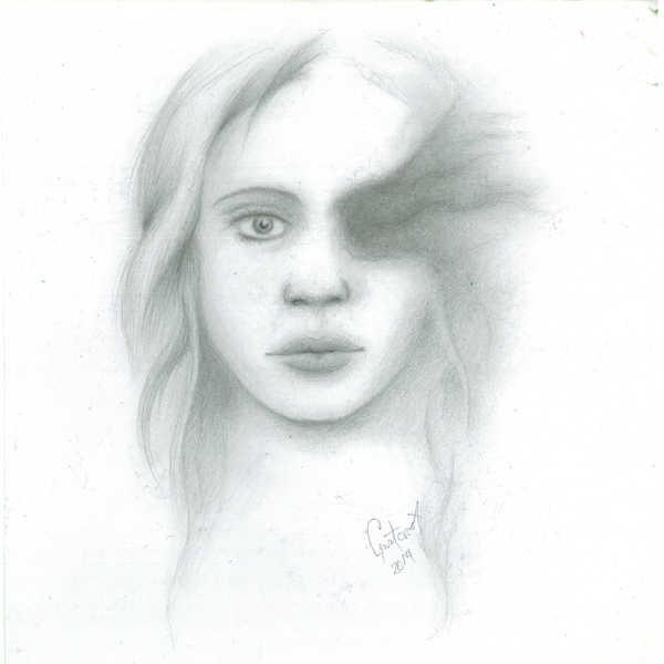 Dibujo: Ausencia 00