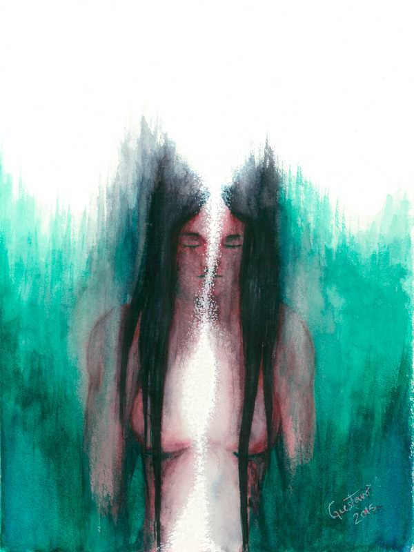 Dibujo: Ausencia 09