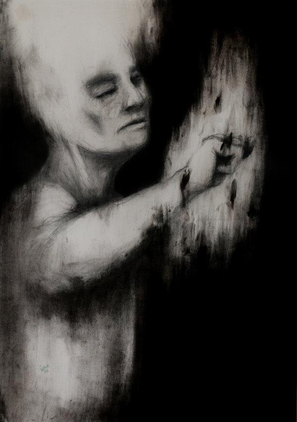 Dibujo: Titán III {Titanes}