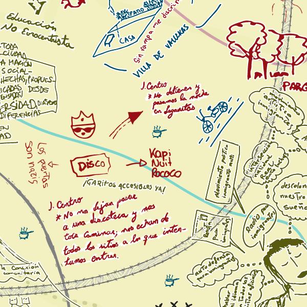 Textos y dibujos varios