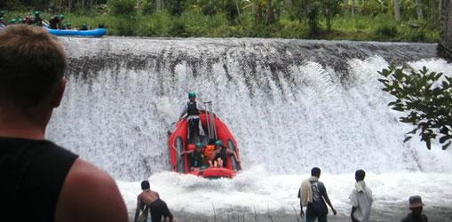 Telaga Waja River 2