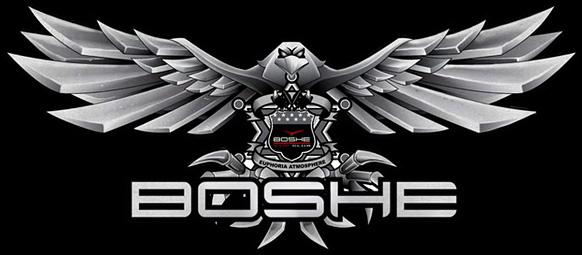 Boshe Club Bali Logo