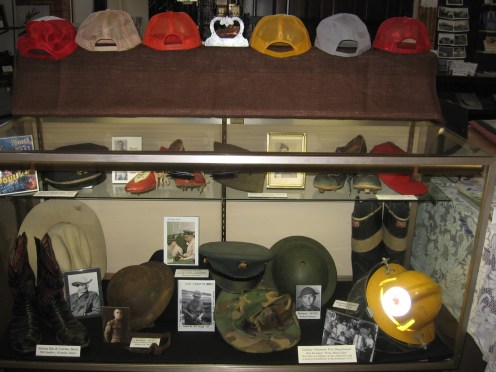 Vintage Men's Hats and Shoes