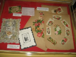 Valintine Cards of The 1880's