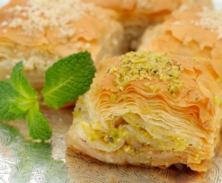 Baklava turca la ricetta per preparare la Baklava turca