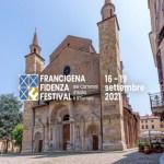 La prima edizione delFrancigena Fidenza Festival dal 16 al 19 settembre