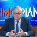 """Gualtieri """"Concretezza e ambizione per la ripartenza di Roma"""""""