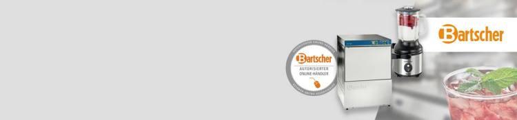 Breit gefächertes Produktsortiment von Bartscher zu finden im Grimm-Gastrobedarf Shop