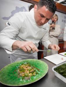 chef Domenico Iavarone