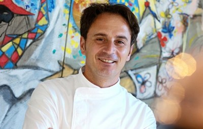 chef Nino Di Costanzo