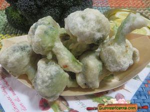 broccoletti siciliani con pastella, buoni e fiziosi