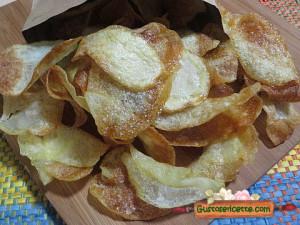 patate fritte con ricetta di Bonci, croccanti anche dopo qualche ora