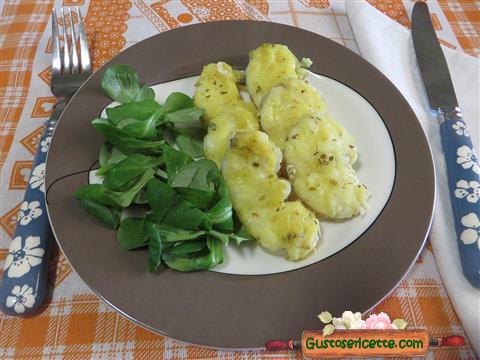 Rana pescatrice al microonde gustose ricette di cucina for Microonde ricette