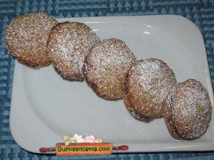 Biscotti al caffe e mandorle