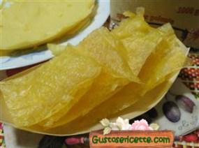 chips di polenta croccanti