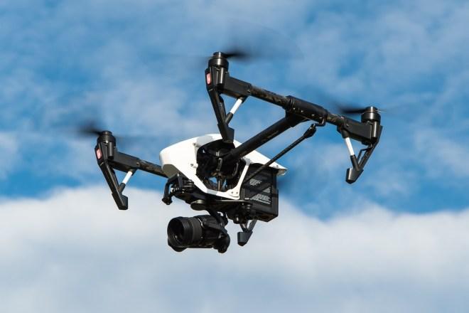 Quadcopter mit Kamera