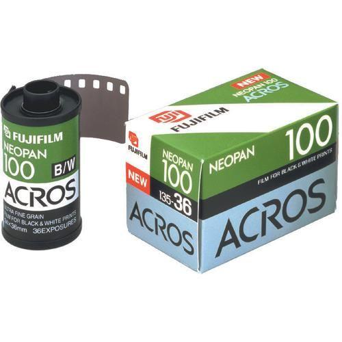 Fujifilm: Aus für Schwarzweiß-Filme und Fotopapiere