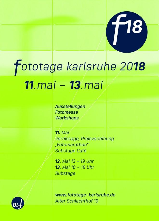 F18 - Die Karlsruher Fototage