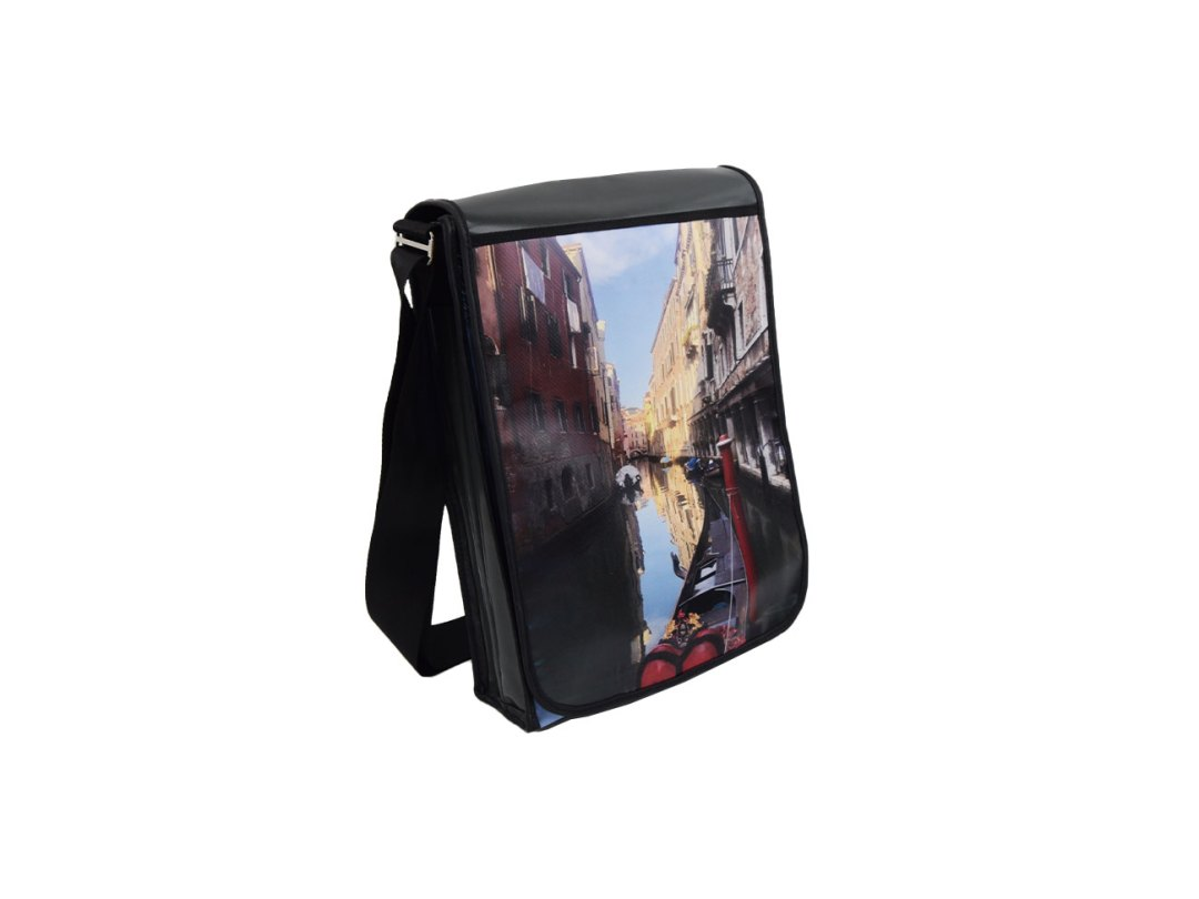 Tasche bedruckt mit Venedig Bild