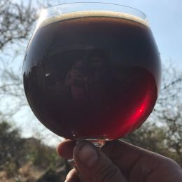 Dark Matter Imperial Oatmeal stout