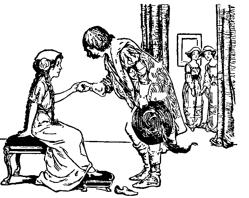 The Project Gutenberg eBook of Grimm's Fairy Stories, by