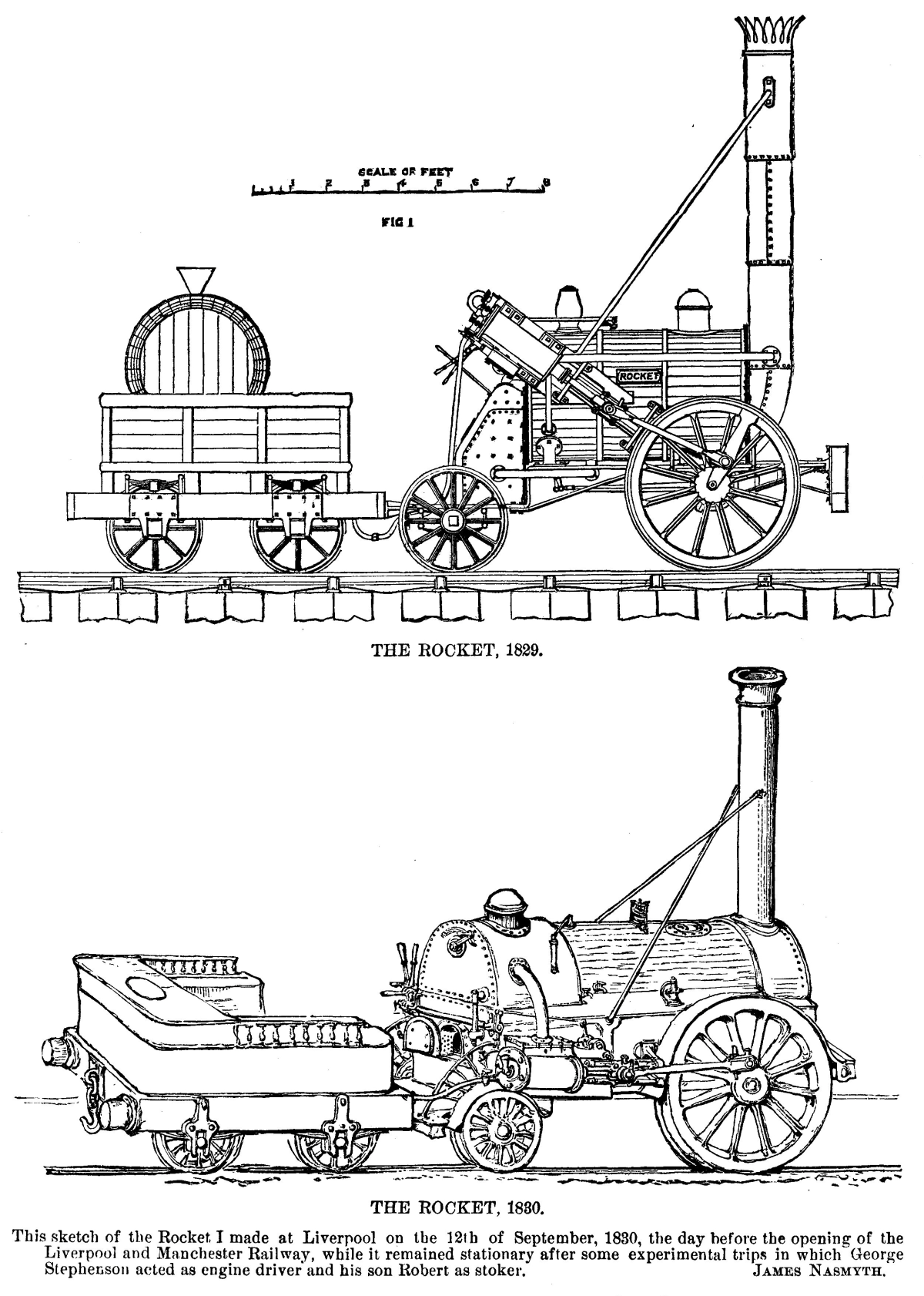 Rocket Steam Engine Diagram. Diagram. Auto Parts Catalog