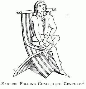 folding chair nathaniel alexander dxracer cheap illustrated history of furniture by frederick litchfield english