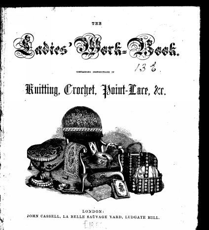 The Project Gutenberg eBook of The Ladies Work-Book