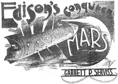 Image result for edison's conquest of mars