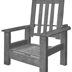 Craftsman Style Chairs Antique Folding Rocking Chair Value The Project Gutenberg Ebook Of Mission Furniture How To Make It Complete Morris Without Cushion