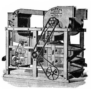 Eureka Separator and Grader (American)